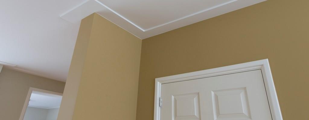 schilderwerk kozijn en deur spuitwerk wanden en plafonds